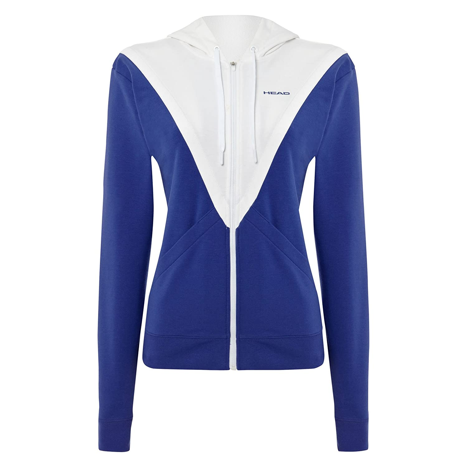 Chaqueta Padel HEAD Flurry Azul/Blanco - Talla S: Amazon.es ...