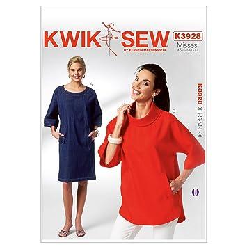 Kwik Sew Mustern K3928 Größe XS/Small/Medium/Large/Extra Große ...