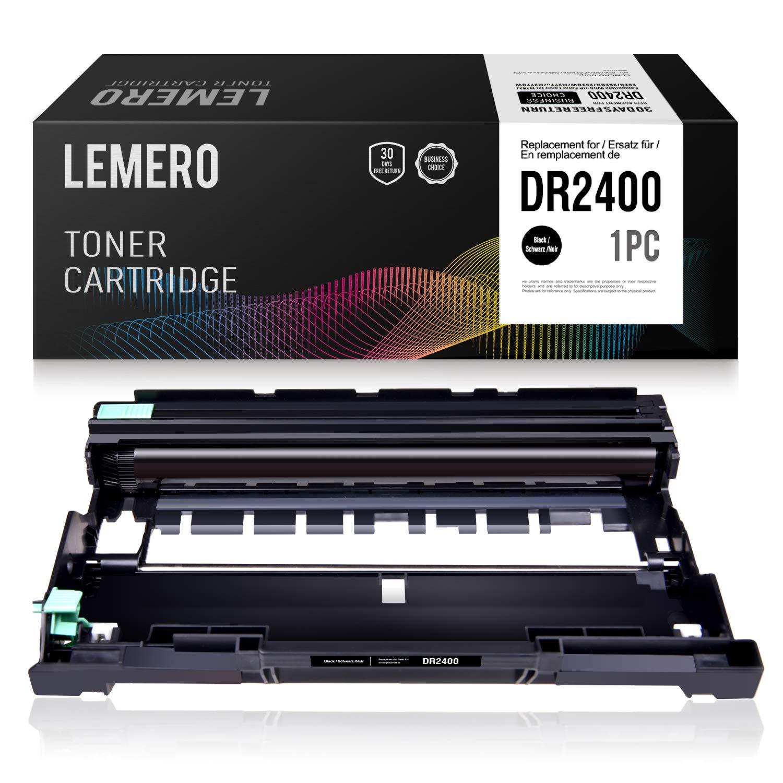 LEMERO Compatible Tambor DR2400 DR-2400 para Brother DR2400 para ...