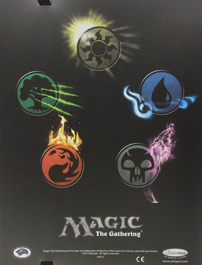 Ultra Pro - Álbum para Cartas coleccionables Magic The Gathering Magic: The Gathering (ULP86103) (Importado)