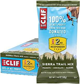 product image for CLIF BAR Energy Bars, (2.4 Protein Bars) 12 Count, Sierra Trail Mix, 28.8 Oz (Pack of 12)