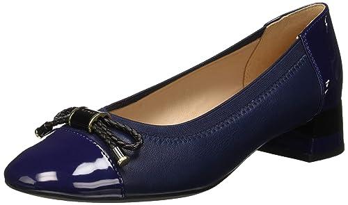 Geox Damen D Carey A Pumps: : Schuhe & Handtaschen