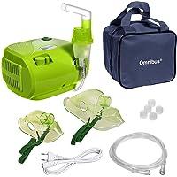 Omnibus BR-CN116 - Nuevo inhalador compresor Nebulizador Inhalador