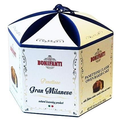 ITALIANO de PANETTONE Pastel de Navidad tradicional 2.2 lb ...