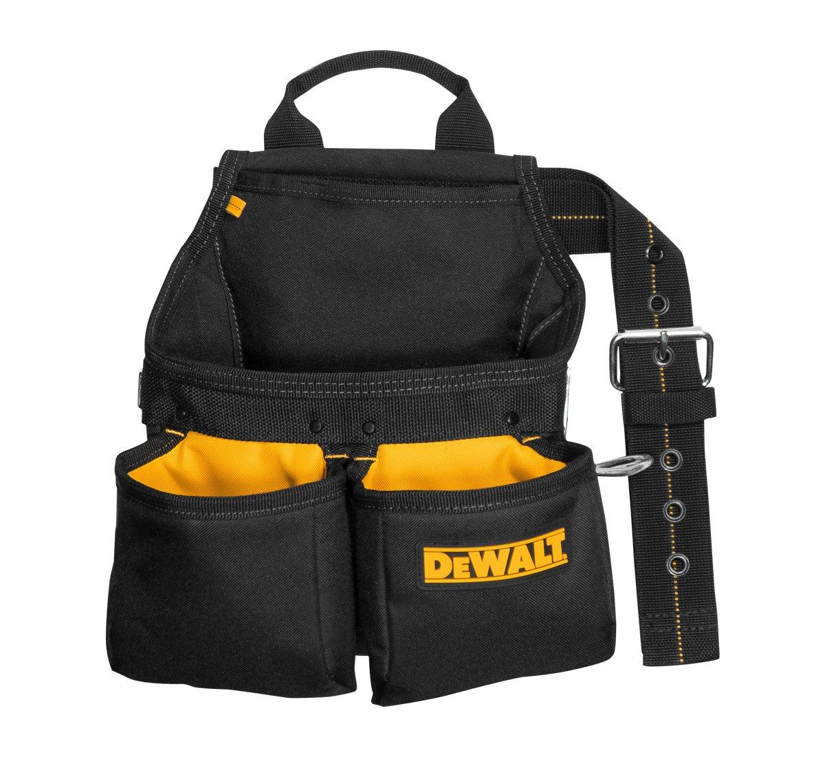 DEWALT DG5663 6 Pocket Framer's Nail & Tool Bag