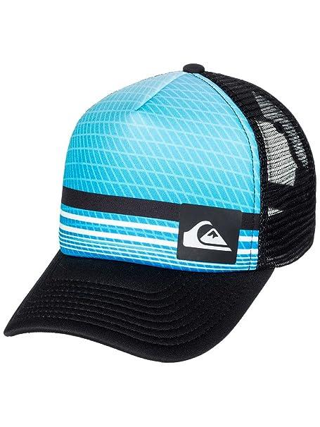 Quiksilver Foamnation - Trucker Cap - Gorra Trucker - Chicos - ONE SIZE -  Azul  Amazon.es  Ropa y accesorios 5431f1ba8c7