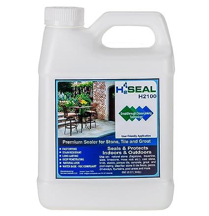 Amazon.com: Sellador para piedra Serveon Sealants H2Seal ...