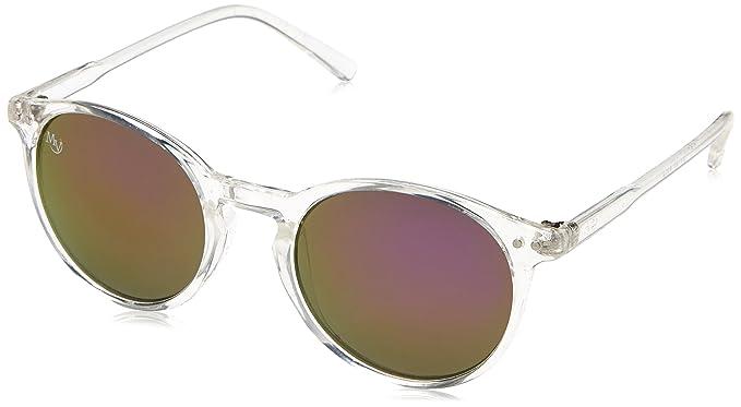 Customobel Monterey Cristal Gafas de sol, Morado, 4 Unisex ...