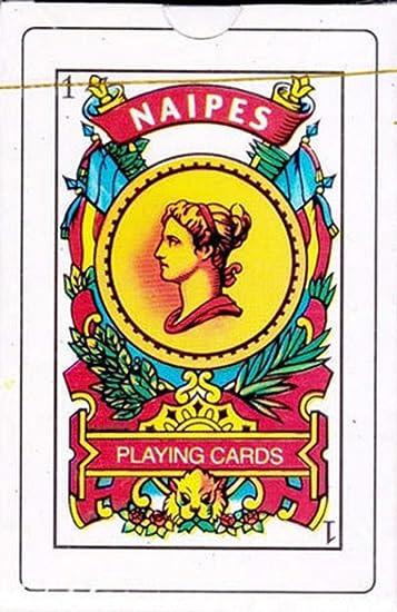 Amazon.com: 1 tarjeta de juego española Puerto Rico 50 ...