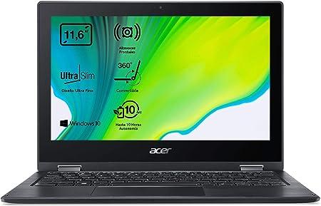 Acer Spin 1 SP111-33 - Ordenador Portátil Táctil 11.6