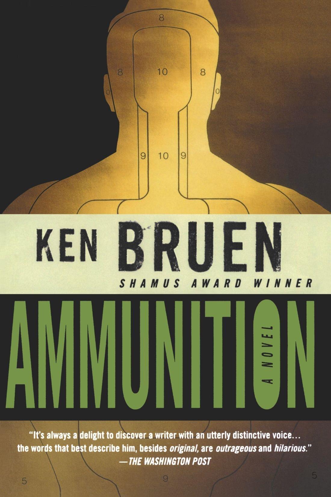 Ammunition: A Novel (Inspector Brant Series) PDF