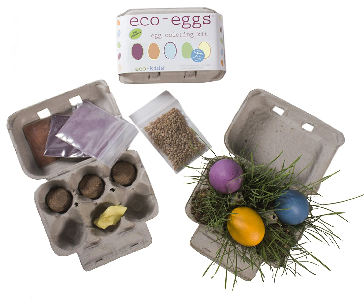 eco eggs coloring kit amazoncom grocery gourmet food