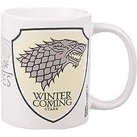 Lasgo Game of Thrones Tazza Stark, Ceramica, Multicolore