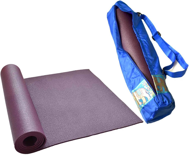 Amazon.com : Yoga United Yoga mat and Bag Pack : Sports ...