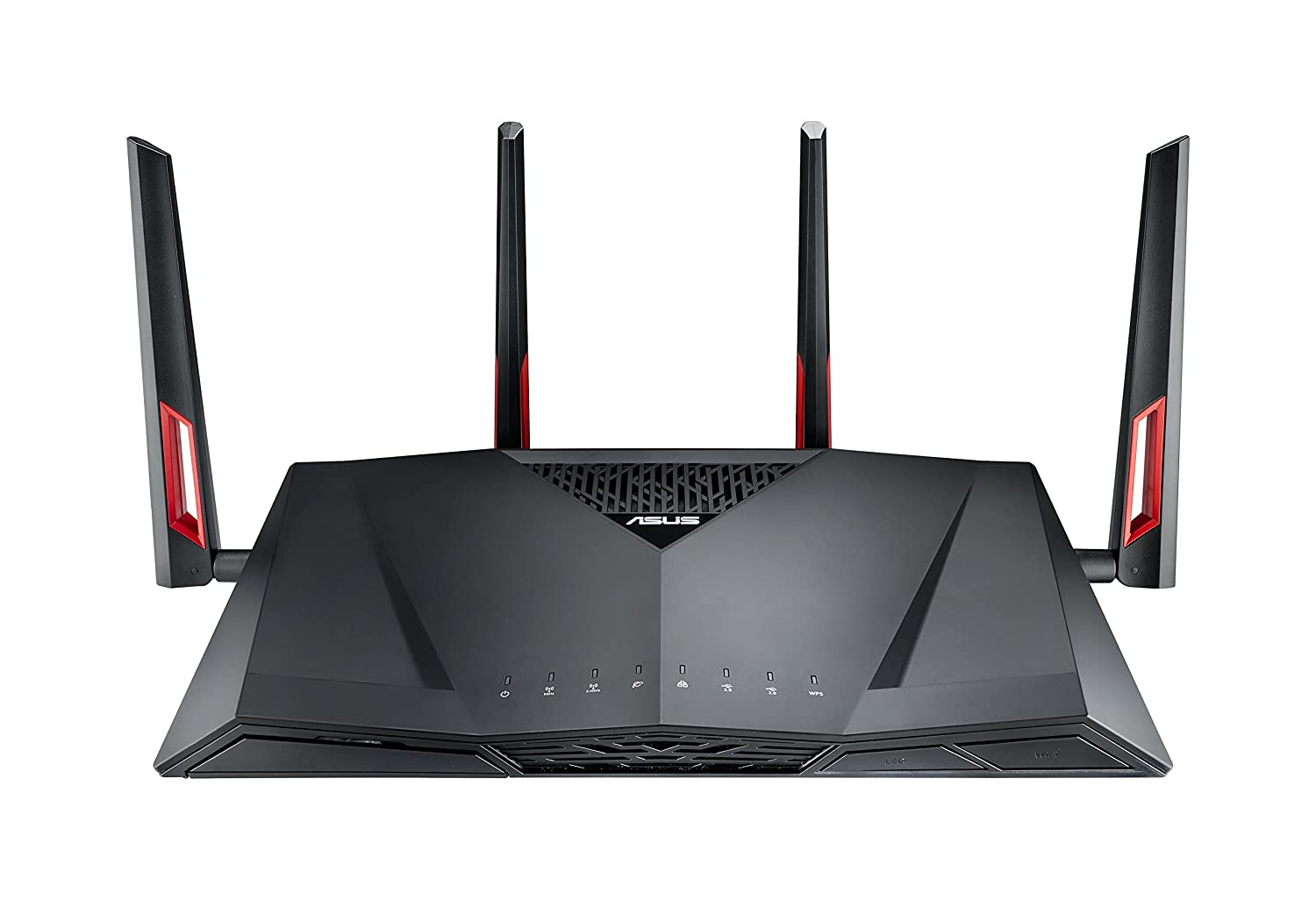 Best for Security and Gaming- Asus RT-AC88U Wireless Router