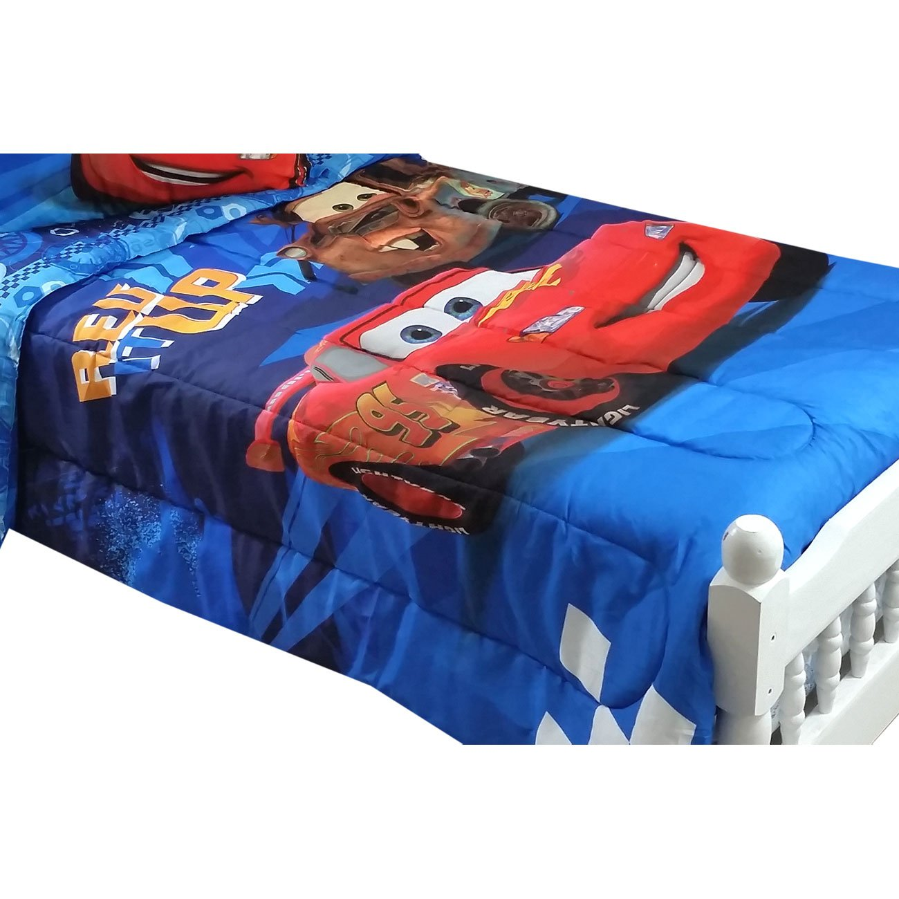 Comforter Lightning McQueen City Limits Bedding