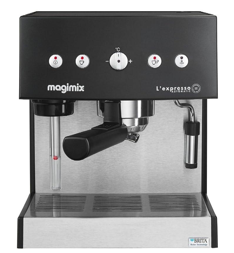 Magimix Expresso Automatic exprimé Machine 1,8 l black, Stainless ...