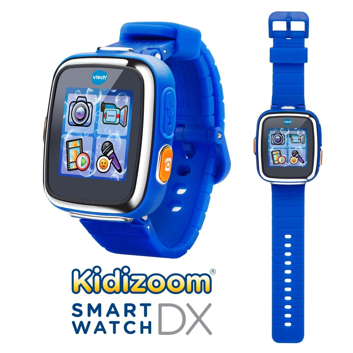 Amazon.com: VTech Kidizoom SmartWatch pulsera DX ...