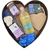 Bodyherbals Lavender Surprise Bathing Set