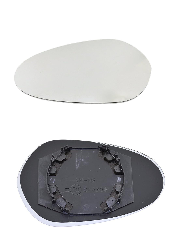 TarosTrade 57-0197-N-48235 Vetro Specchietto Retrovisore Destro=Sinistro DoctorAuto LTD