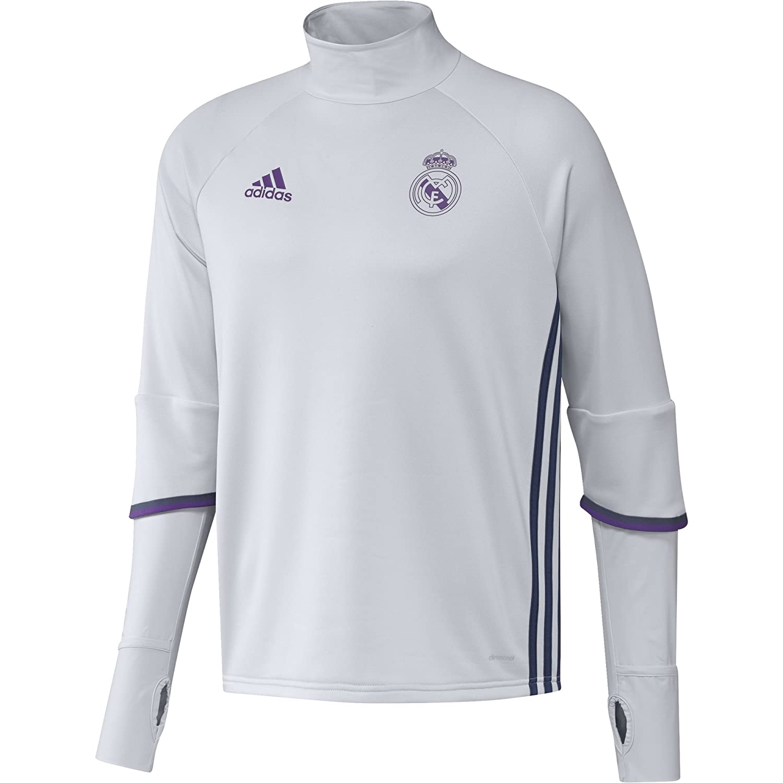 TALLA S. adidas Real Madrid CF TRG Sudadera, Hombre