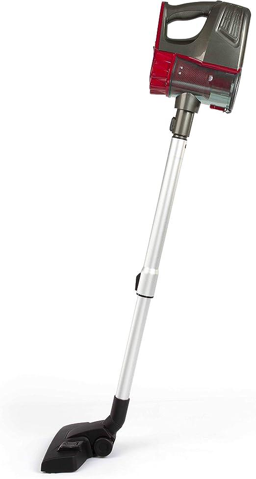 LIVOO DOH121R - Aspirador Escoba sin Cable, 120 W, 0,6 Camas, Color Rojo: Amazon.es: Hogar