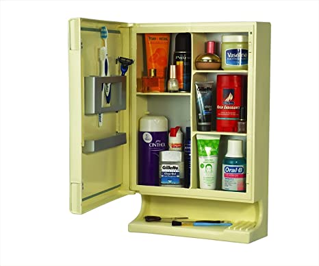 Branco New Look Multipupose Cabinet Made In India Ivory Brc