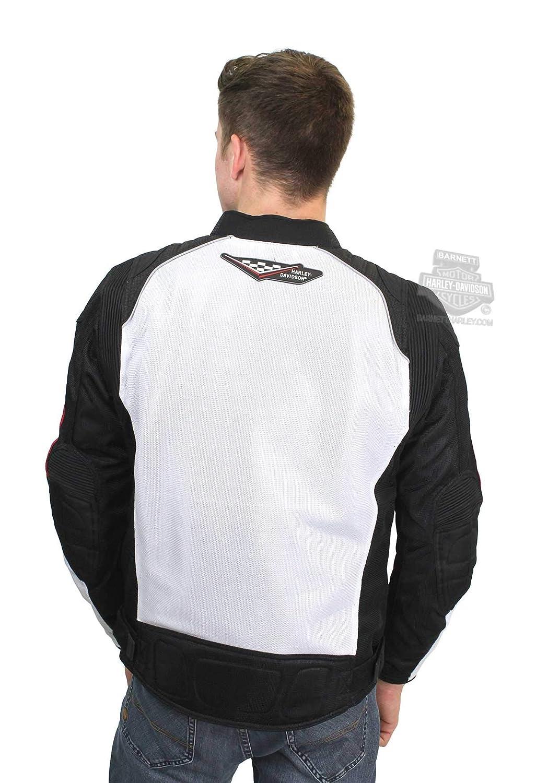 Amazon.com: Harley-Davidson - Chaqueta de malla para hombre ...
