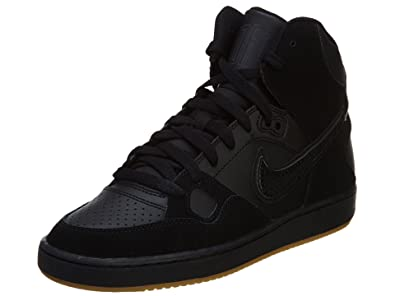 buy popular 43d27 6d9c5 Nike Son Of Force MID Black Blk-Gm Light Brn-Anthracite Size 8