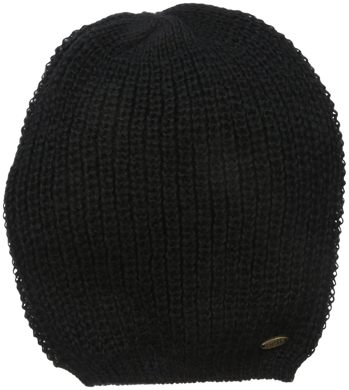 NEFF Womens Nolita Beanie Black One Size Neff Women/'s Accessories 16F05003