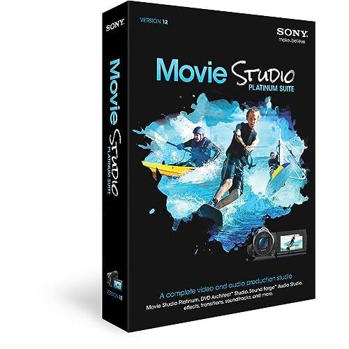 Sony Movie Studio HD: Platinum Suite 12 (PC)