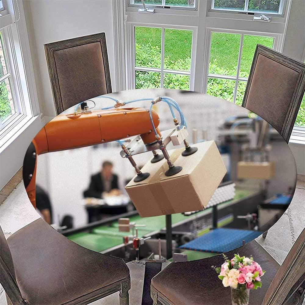 PINAFORE HOME - Robot de Mesa Redondo con Electricidad Entre los ...