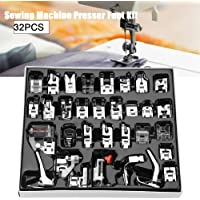 Fdit Professional Sewing Machine Presser Feet Set Madam