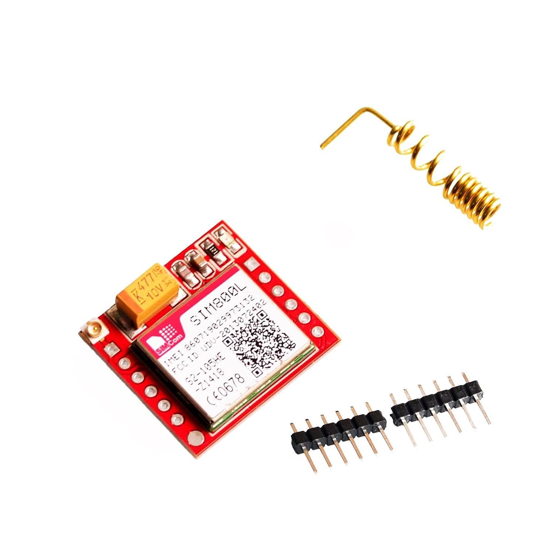 Smallest SIM800L GPRS GSM Module MicroSIM Card Core BOard