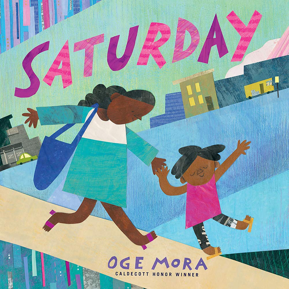 Image result for saturday oge mora amazon