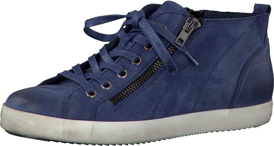 Tamaris Schuhe 1 1 25205 28 Bequeme Damen Stiefel, Boots, Stiefeletten, Sommerschuhe für modebewusste Frau,