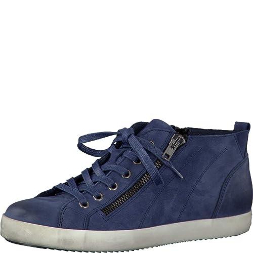 Einzelhandelspreise klar und unverwechselbar beste Auswahl von 2019 Tamaris Schuhe 1-1-25205-28 Bequeme Damen Stiefel, Boots, Stiefeletten,  Sommerschuhe für modebewusste Frau,