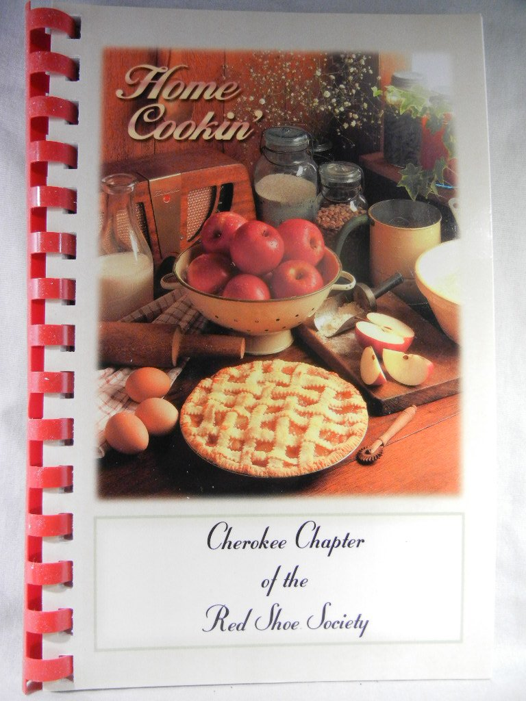 Download Home Cookin Cherokee Chapter Of The Red Shoe Society pdf epub