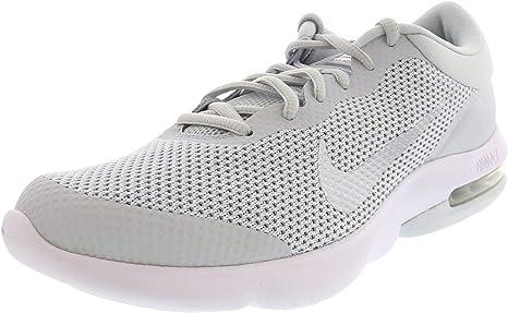 Chaussures NIKE Air Max Advantage 908981 006 Pure Platinum