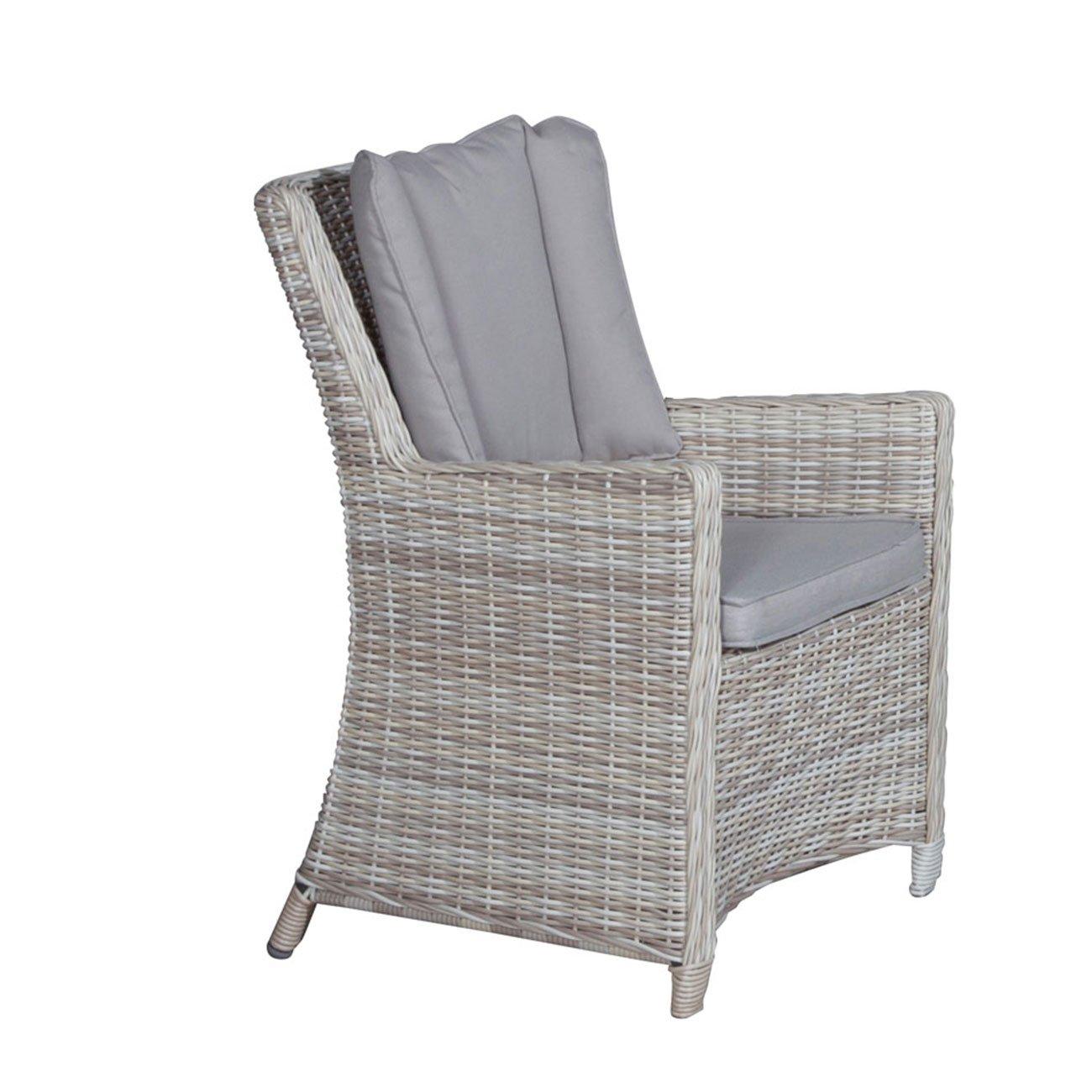 gartenstuhl outliv almaty diningsessel geflecht passion willow sand stuhl garten g nstig kaufen. Black Bedroom Furniture Sets. Home Design Ideas