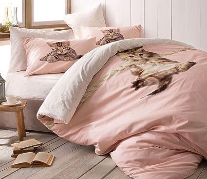 París Home 100% algodón 5 piezas Tamaño completo colcha linens de cama de Hello Kitty