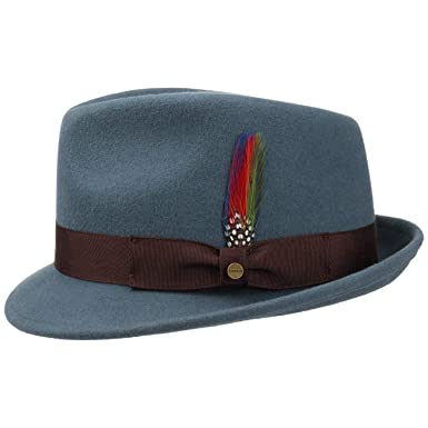 2634ebcedce9f3 Stetson Richmond Trilby Women/Men | Men´s hat Women´s with Grosgrain ...