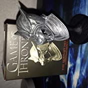 The Hound/'s Helmet Miniature Replica Game of Thrones Miniature Editions