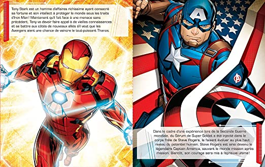 Phidal - 2 Avengers Caja Libro con 12 Figuras y un Alfombra de ...
