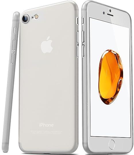 thin transparent iphone 8 case