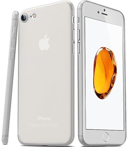 5 opinioni per TOZO ® Cover per iPhone 7 [0,35 millimetri] ultrafine [Perfetta] del mondo più