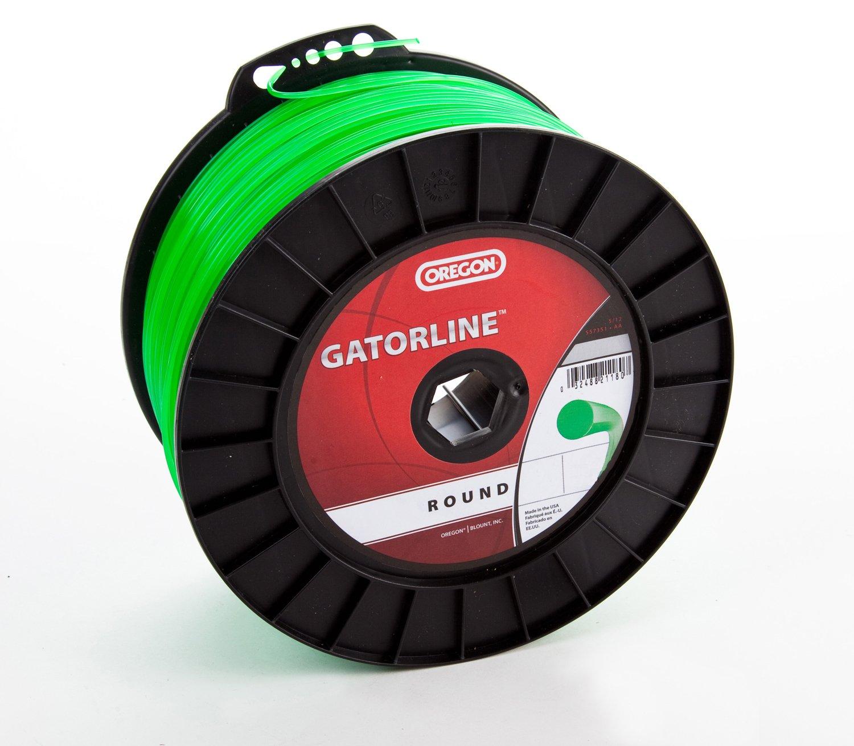 Oregon 21-555 Gatorline Round String Trimmer Line .155-Inch Diameter 5-Pound Spool