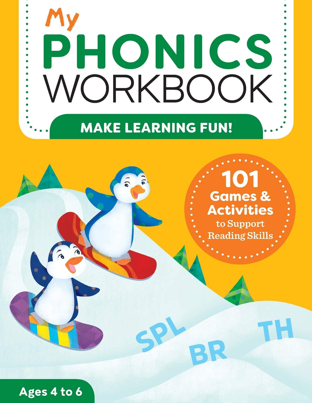- Amazon.com: My Phonics Workbook: 101 Games And Activities To
