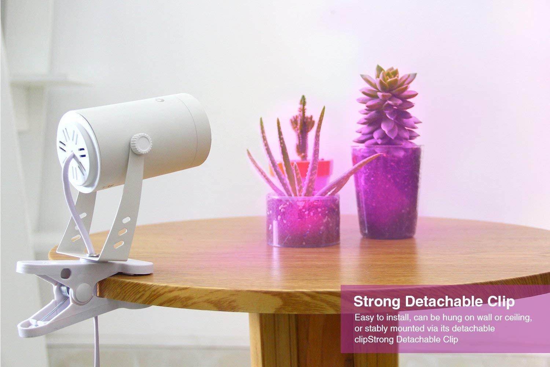 Lampade a led per crescita piante guida all illuminazione per