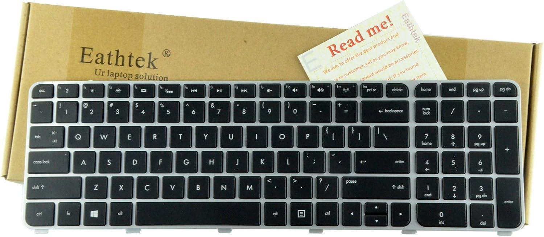 HP Pavilion DV7-7000 DV7-7100 DV7-7200 DV7-7300 DV7T-7000 US Backlit Keyboard